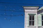 Bulbs and window - Bahamas