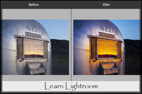 Learn Lightroom
